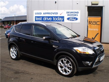 2012 2.0tdci Titanium 4wd With Bluetooth
